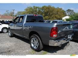2011 Dodge Ram 1500 Big Horn Quad Cab 4x4 in Mineral Gray Metallic ...
