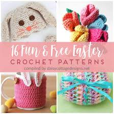 Free Crochet Applique Patterns Cool Decorating Design