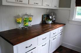 custom butcher block countertops cost