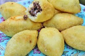kubbat halab stuffed rice dough