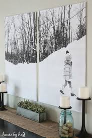 large wall decor ideas unique diy artwork ideas that anyone can do