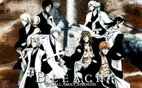 Bleach Captain Wallpaper ~ Anime Wallpaper & Pictures in HD
