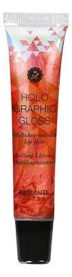 <b>Блеск для губ Holographic</b> Lip Gloss 16мл ABSOLUTE New York ...