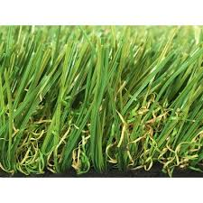 greenline greenline sapphire 50 fescue artificial grass synthetic lawn turf carpet for outdoor landscape 15 ft
