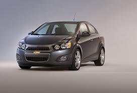 GM Reveals 2012 Chevrolet Sonic Sedan/Hatchback - CAMARO6