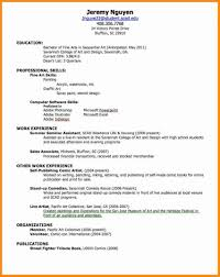 How Write Resume For Job Cv 224 Publications How Write A For First Job Make Resume High 24 24
