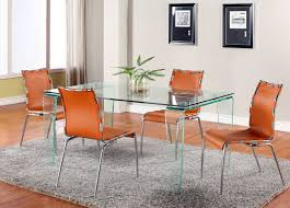 Orange Dining Room Chairs Burnt Orange Dining Room Chairs Dining Chairs Design Ideas