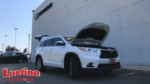 Certified Used 2014 Toyota Highlander XLE - Woodbridge VA - YouTube