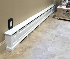 baseboard radiator covers decorative baseboard heater covers home diy wood baseboard radiator covers