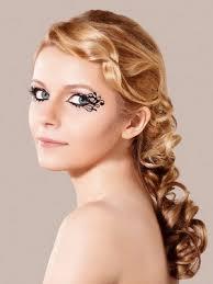 Koncertné účesy Ako Urobiť Vlasy S Ok