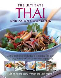 The ultimate thai and asian cookbook