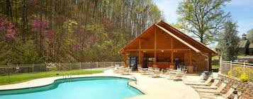 4 reasons to stay in our smoky mounn cabins with pool access