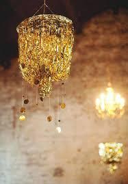 good gold fringe chandelier or best prom images on masquerade gold foil chandelier 26 black and luxury gold fringe chandelier