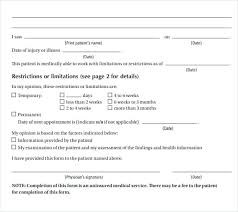 Medical Incident Report And Supervisor Free Template Downloads For