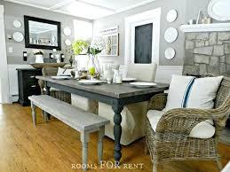 farm style decor farmhouse dining table rooms for vintage farm style decorating