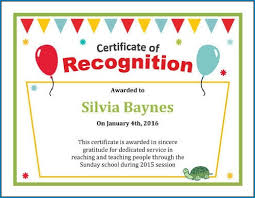 free recognition certificates certificate of recognition template free download editable 223