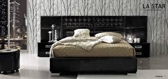 modern black bedroom furniture. Bedroom Furniture Modern Bedrooms Moon Bed Black