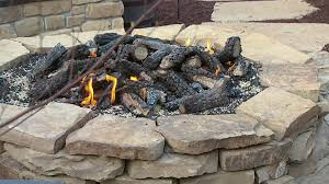 Stacked Stone Fire Pit how to make a backyard fire pit hgtv 6216 by uwakikaiketsu.us