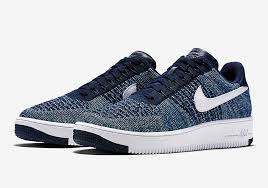 nike sportswear is showing no signs of slowing down production of the air force 1 flyknit as we spot another new colorway for summer here today air force 1 flyknit