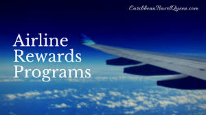caribbean airlines frequent flyer card an airlines rewards program and fly for free