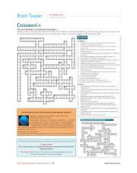 Pdf Crossword On Visualization Technologies Csic Nov 2014