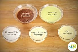 homemade hair masks for frizzy hair