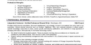Work Resume Outline Fieldstation Aceeducation With Resumes Outlines