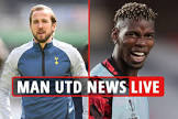Paul Pogba EXCLUSIVE, Harry Kane to cost Man Utd over 120m`, De Gea may leave club on loan, Haaland transfer LATEST