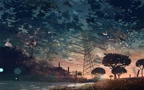dark anime scenery wallpaper. Exellent Wallpaper 1920x1080 Animescenerywallpaper1920x108051004jpg 1920u20141080 For Dark Anime Scenery Wallpaper P