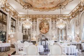 alain ducasse restaurant at the meurice paris