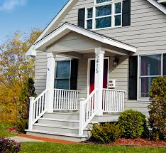 Simple Front Porch Ideas for Small Houses