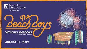 Simsbury Performing Arts Center Seating Chart Simsbury Meadows Performing Arts Center The Beach Boys