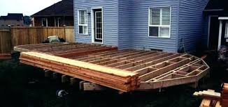 How to build a deck video Ground Building Deck Frame How To Build Deck Frame Blocking The Substructure Of Deck Treesandsky Building Deck Frame Orianahidalgome