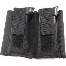 Ankle Magazine Holder CCW Ankle Double Magazine Holster 2