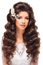 wedding hairstyles for curly hair main
