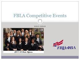 Fbla Web Design Fbla Competitive Events