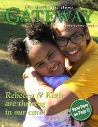 The Methodist Home Spring/Summer 2018 Gateway by Methodist Children's Home  South GA - issuu