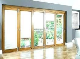 pella window blinds between glass repair sliding patio door