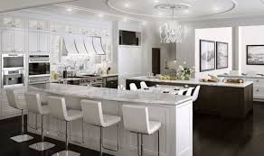 kitchen lighting chandelier. A Stunning Chandelier Brings This Already Marvelous Kitchen To Whole Different Level. The Reflective Lighting C