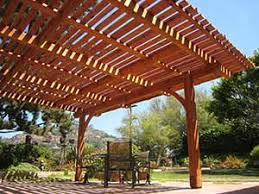 patio cover plans designs. Redwood Patio Cover Design By WoodsShop Plans Designs