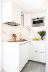 Small White Kitchen 17 Best Images About Small Kitchens On Pinterest Small White