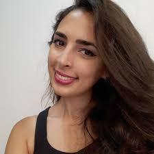 magic selfie time smile hair lipstick makeup blackdress