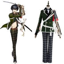 Token <b>Touken Ranbu</b> Cosplay <b>Kotegiri</b> Gou Cosplay Costume Adult ...