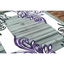purple and gray rug purple and grey area rugs white rug within gray remodel 8 purple purple and gray rug
