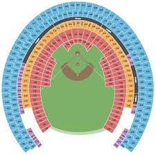 Olympic Stadium Tickets And Olympic Stadium Seating Chart