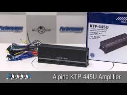 alpine ktp 445u amplifier review youtube Alpine Ktp 445u Power Pack Wiring Diagram alpine ktp 445u amplifier review alpine ktp-445u power pack wiring diagram