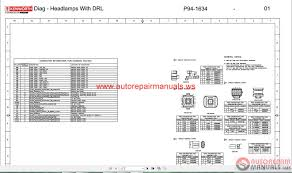 kenworth ac wiring diagram kenworth image wiring t2000 ac wiring lace sensor wiring diagram on kenworth ac wiring diagram