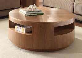 modern round coffee table photos