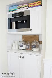 mini butler pantry updates somuchbetterwithage com