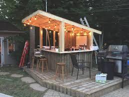 patio bar. Interesting Patio Garden Patio Bar Intended Patio Bar